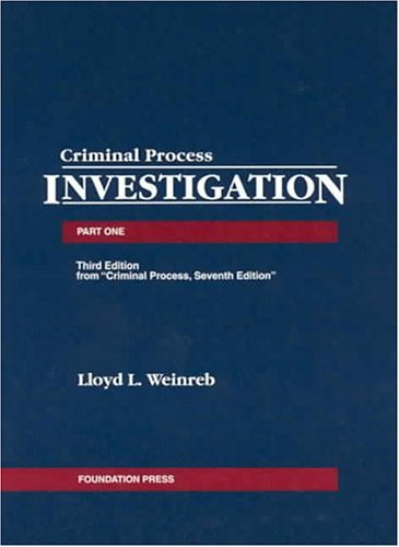 Investigation 2004  3rd 2004 (Revised) edition cover