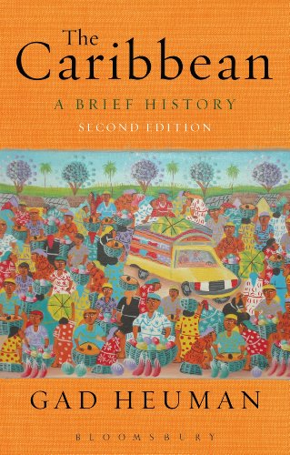 Caribbean A Brief History 2nd 2014 9781780936024 Front Cover