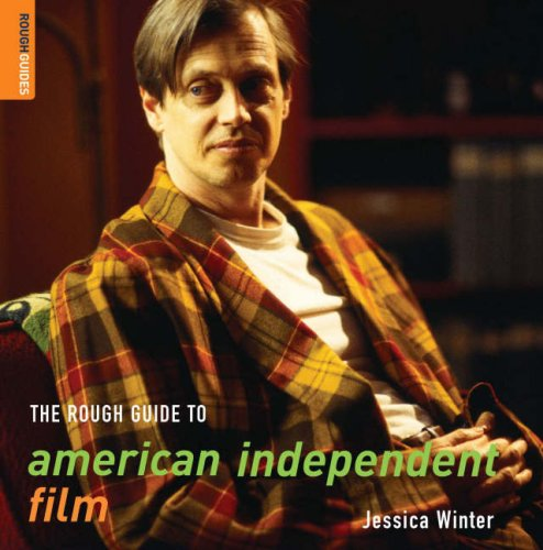 Rough Guide to American Independent Film   2006 edition cover