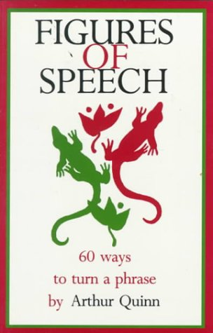 Figures of Speech 60 Ways to Turn a Phrase  1996 edition cover