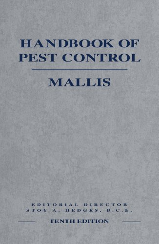 Handbook of Pest Control  N/A edition cover