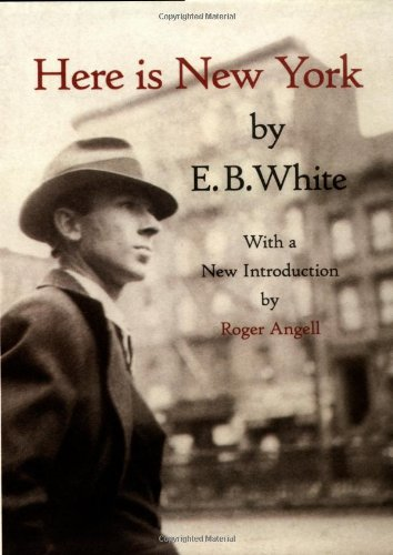 Here Is New York   1999 (Reprint) edition cover