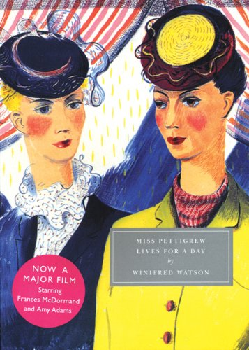 Miss Pettigrew Lives for a Day   2008 edition cover