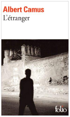 Etranger 1st 1991 edition cover