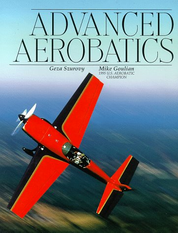 Advanced Aerobatics   1997 edition cover