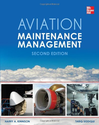 Aviation Maintenance Management  2nd 2013 (Revised) edition cover