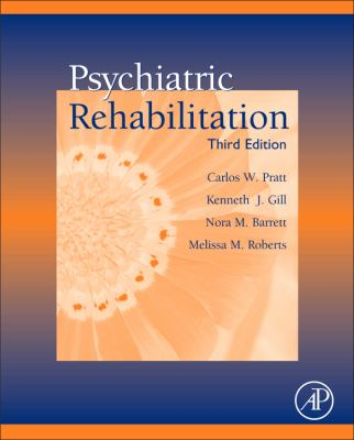 Psychiatric Rehabilitation:   2013 edition cover