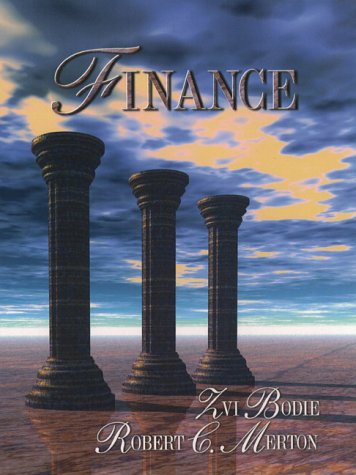 Finance  2nd 2000 edition cover