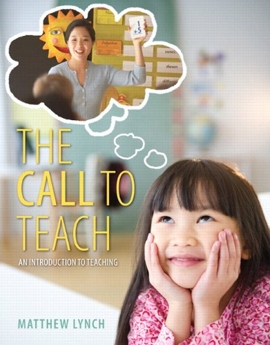 Call to Teach An Introduction to Teaching  2015 edition cover
