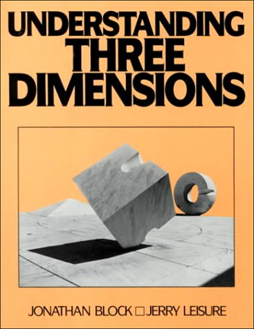 Understanding Three Dimensions  1st 1987 edition cover