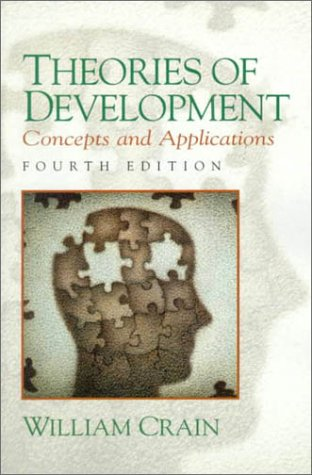 Theories of Development Concepts and Applications 4th 2000 edition cover