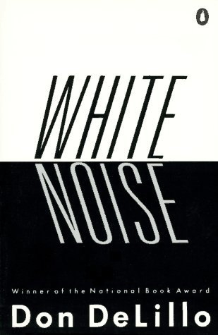 White Noise   1985 edition cover