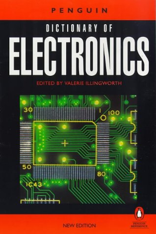 Dictionary of Electronics  3rd 2000 (Revised) edition cover