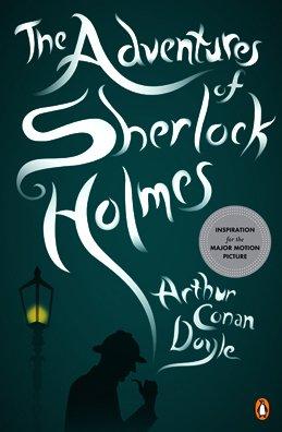 Adventures of Sherlock Holmes   2009 (Movie Tie-In) edition cover
