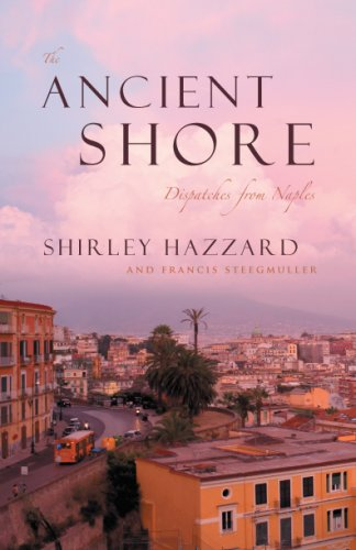 Ancient Shore Dispatches from Naples  2009 edition cover