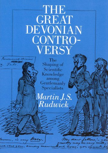 Great Devonian Controversy The Shaping of Scientific Knowledge among Gentlemanly Specialists  1988 (Reprint) edition cover