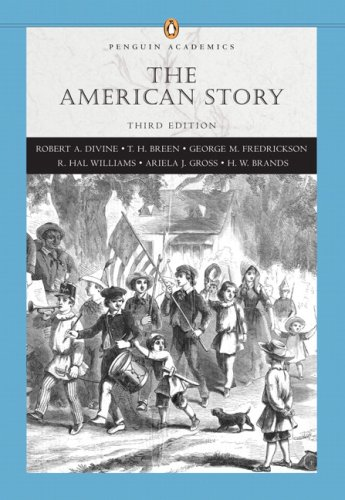 American Story  3rd 2007 (Revised) edition cover