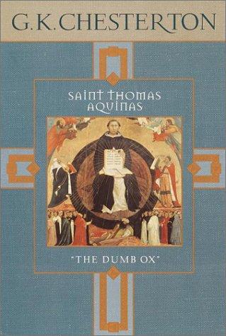 Saint Thomas Aquinas  N/A edition cover