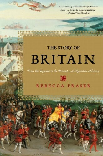 Story of Britain From the Romans to the Present - A Narrative History N/A edition cover