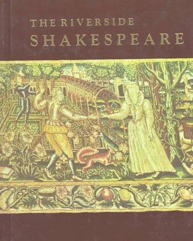Riverside Shakespeare   1974 edition cover