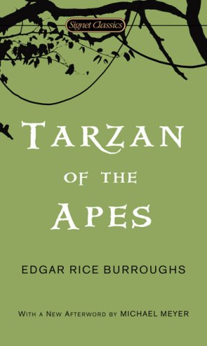 Tarzan of the Apes   2008 edition cover