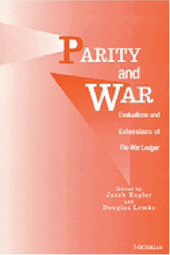 Parity and War Evaluations and Extensions of the War Ledger N/A edition cover