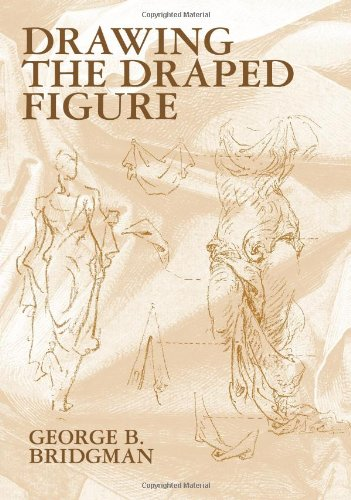 Drawing the Draped Figure   2001 edition cover
