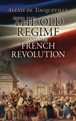 Old Regime and the French Revolution   2010 edition cover