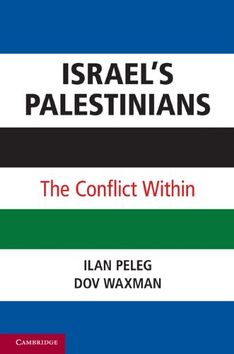 Israel's Palestinians The Conflict Within  2011 edition cover