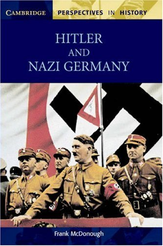 Hitler and Nazi Germany   1999 edition cover