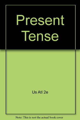 Present Tense 3rd Edition Plus Us History Atlas 3rd 2004 9780618826025 Front Cover