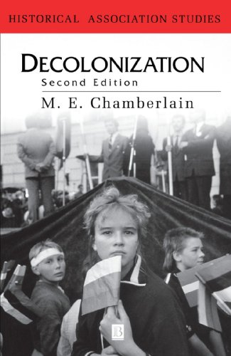 Decolonization The Fall of the European Empires 2nd 1999 (Revised) edition cover