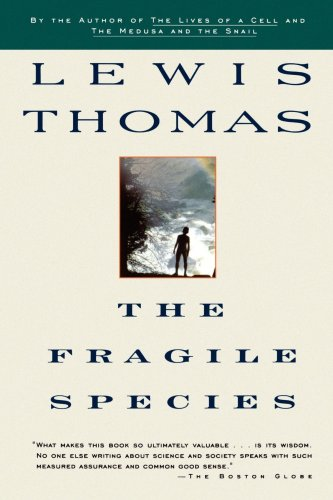 Fragile Species   1996 9780684843025 Front Cover