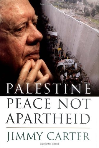 Palestine Peace Not Apartheid   2006 edition cover