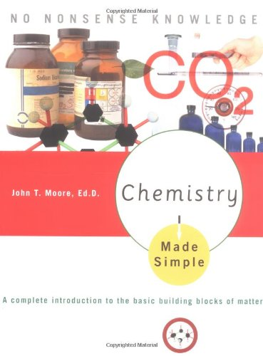 Chemistry Made Simple   2004 edition cover