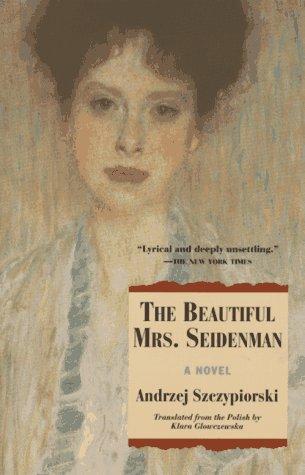 Beautiful Mrs. Seidenman  N/A edition cover