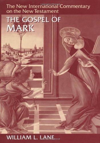 Gospel of Mark  2nd 1974 (Revised) edition cover