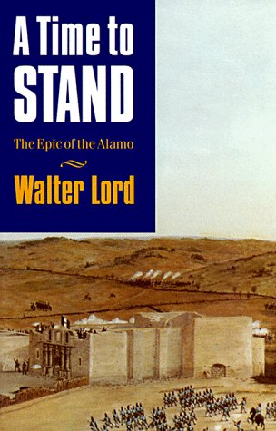 Time to Stand  Reprint edition cover