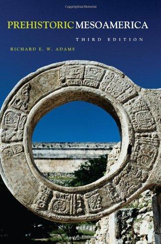 Prehistoric Mesoamerica  3rd 2005 edition cover