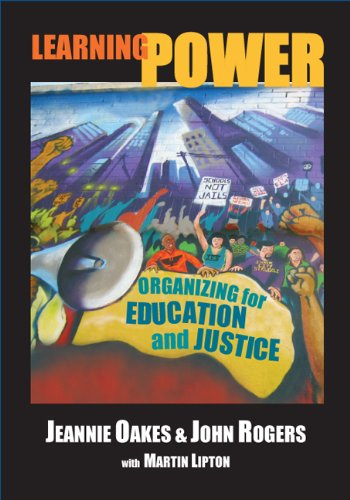 Learning Power Organizing for Education and Justice  2006 edition cover