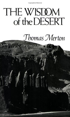 Wisdom of the Desert   1961 edition cover