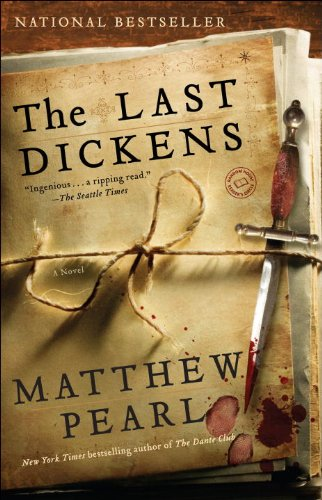 Last Dickens  N/A edition cover