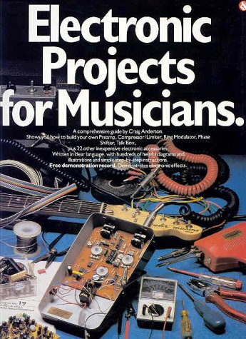 Electronic Projects for Musicians  Revised edition cover