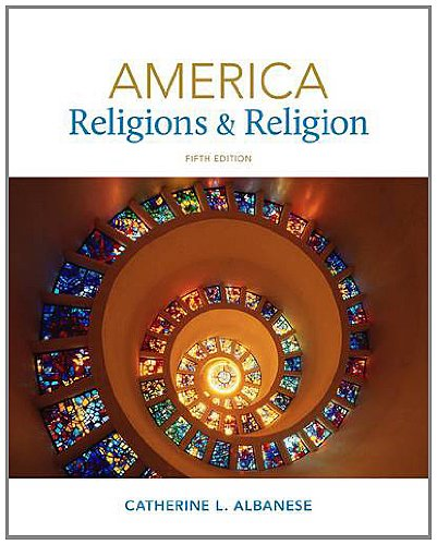 America Religions and Religion 5th 2013 edition cover