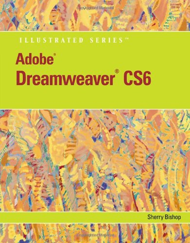 Adobe� Dreamweaver� CS6   2013 9781133526025 Front Cover