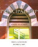 Principalship Vision to Action  2009 9781305112025 Front Cover