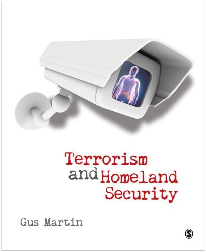 Terrorism and Homeland Security   2011 edition cover