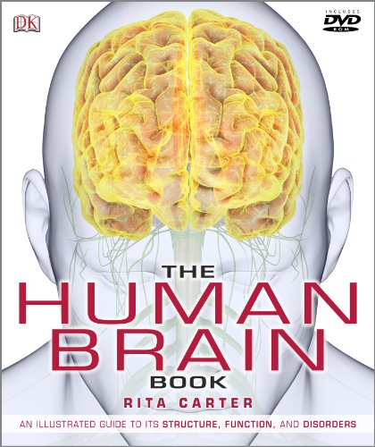 Human Brain Book  2nd 2014 edition cover