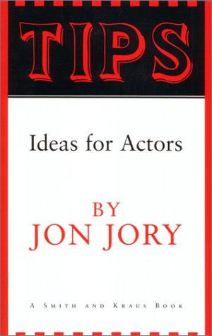Tips Ideas for Actors  2000 edition cover
