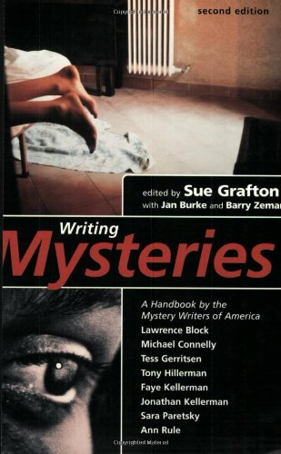Writing Mysteries A Handbook by the Mystery Writers of America 2nd 2002 (Revised) edition cover